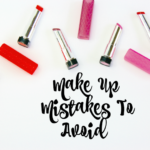 Make Up Mistakes To Avoid