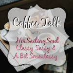 Monday Coffee Talk + Giveaway