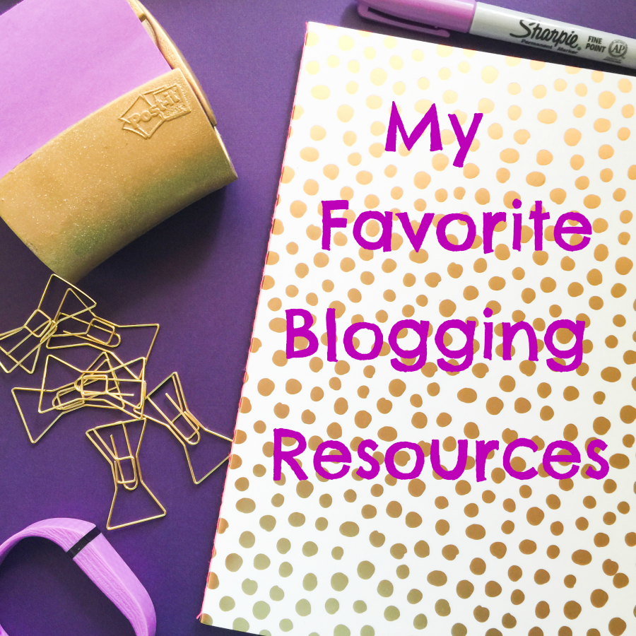 favorite blogging resources