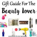 Holiday Gift Guide: For the Beauty Lover