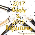 2017 Goals + 2016 Reflections & Reader Survey