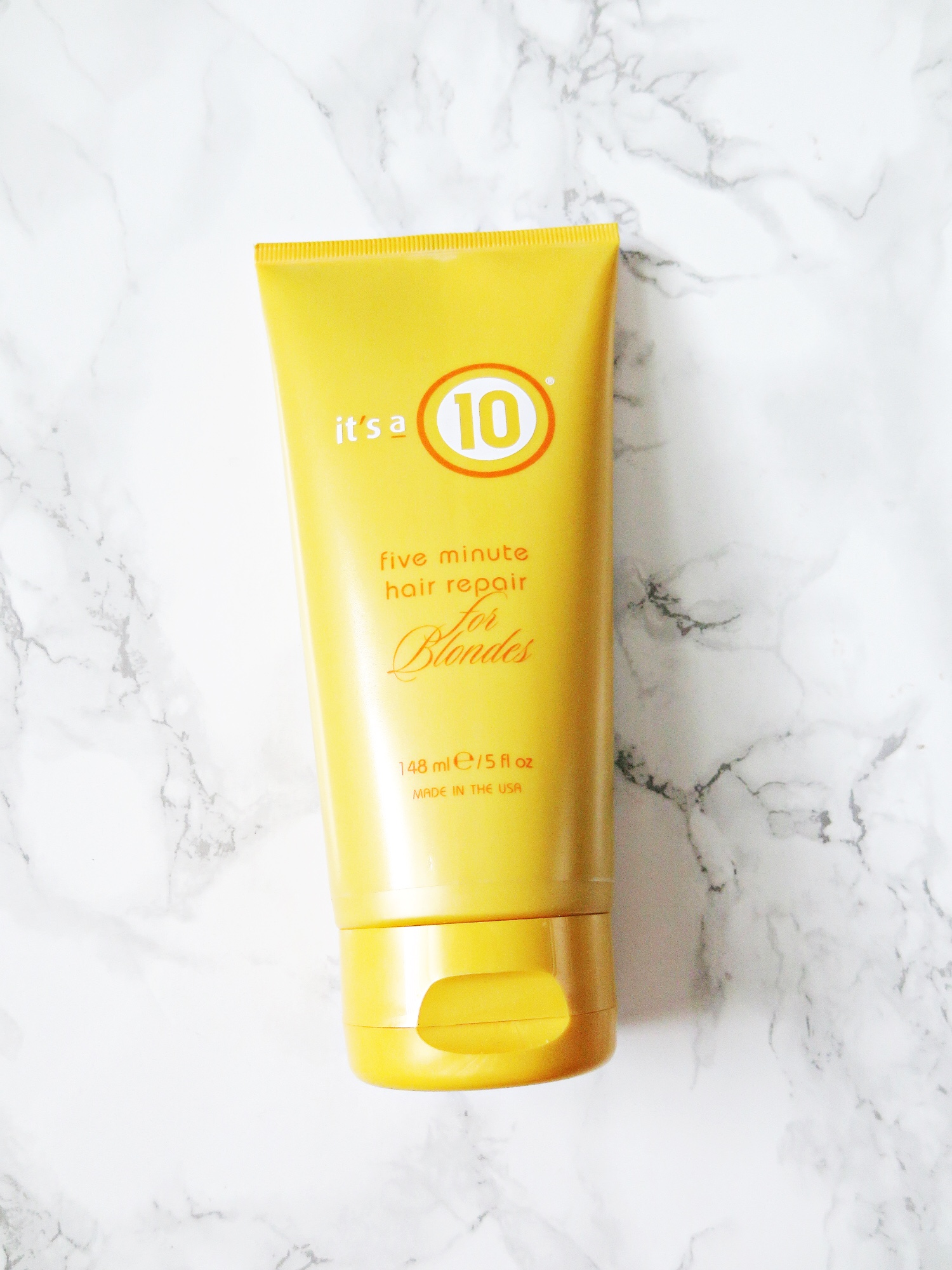 Five Minute Hair Repair For Blondes by It's A 10 #9