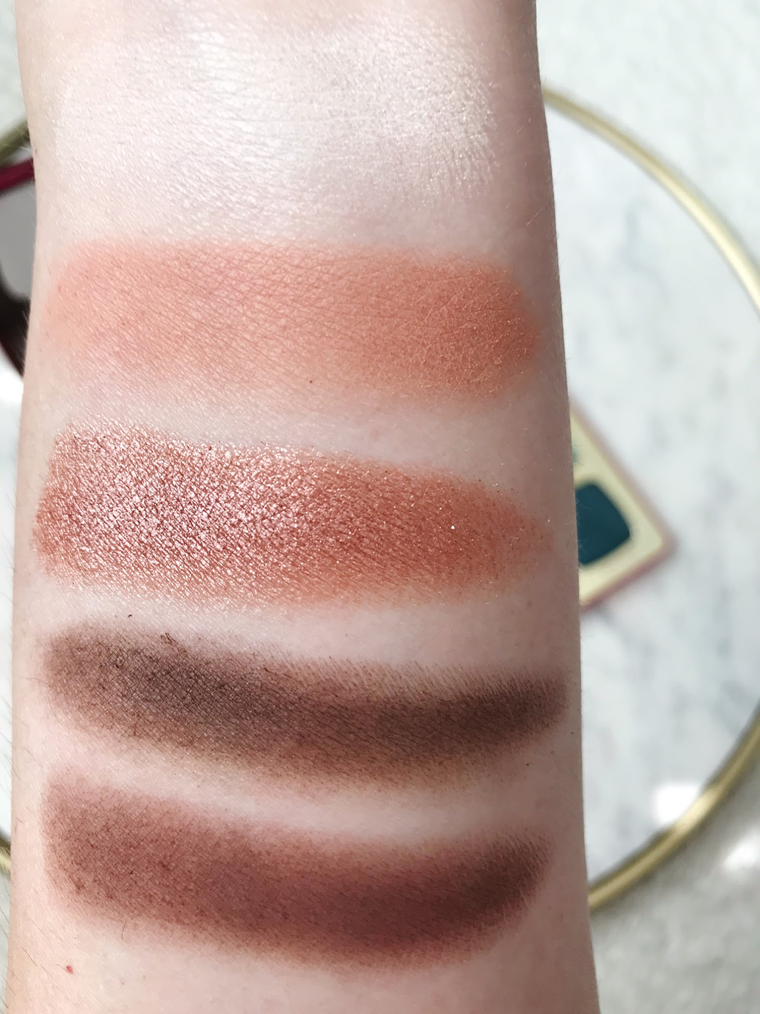 Sweet Tea & Hydrangeas Tarte Unleashed Palette