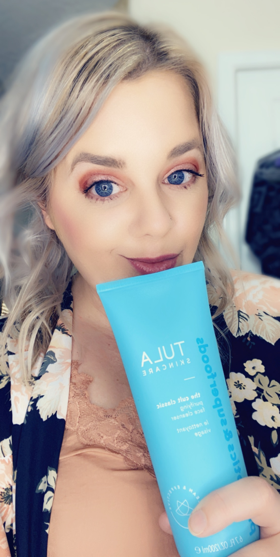 STH Tula Skincare Review